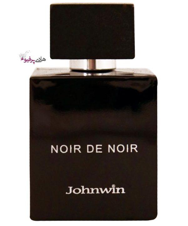عطر و ادکلن مردانه جانوین Noir DE Noir انکر نویر Encre Noire